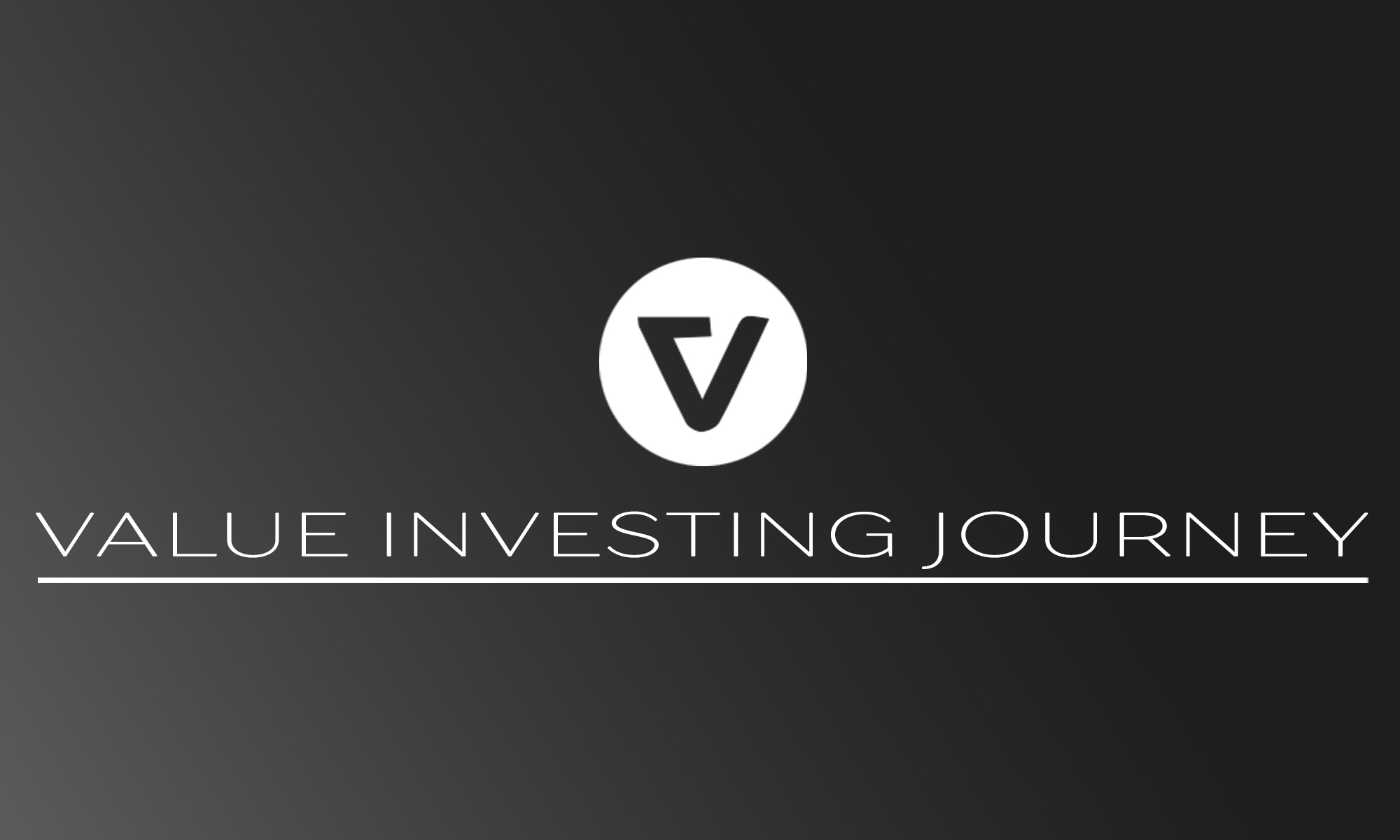 Value Investing Journey